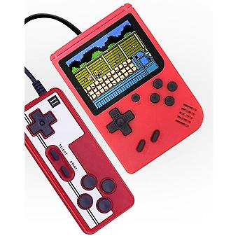 Retro Video Game With Two Player, Gamepads Portable, Gameplayer For Childhood