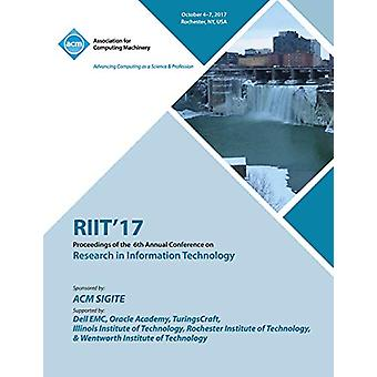 Riit 2017 - The 18th Annual Conference on Information Technology Educa