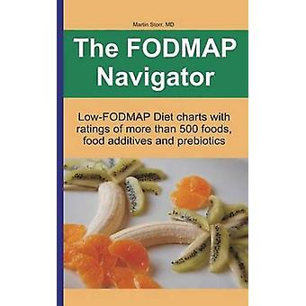 The Fodmap Navigator - Low-Fodmap Diet Charts with Ratings of More Tha