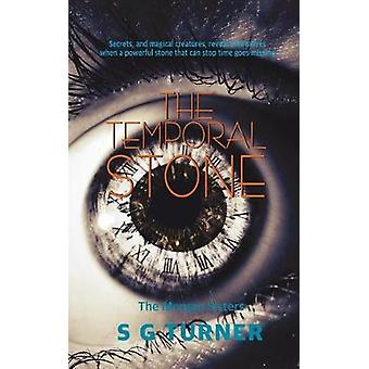 The Temporal Stone by Sg Turner - 9789899929586 Book