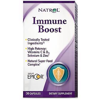 Natrol Immune Boost 30 Kapseln