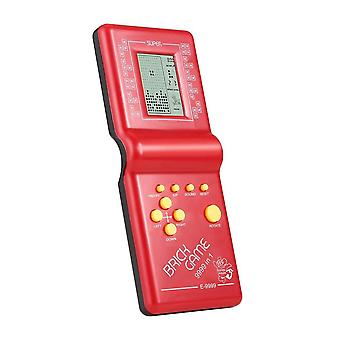 Classic Tetris Handheld Lcd Electronic Game (random Color)