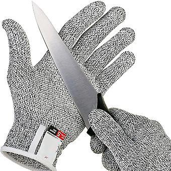 Leikkaustaestokäsineet käsien turvallisuuteen
