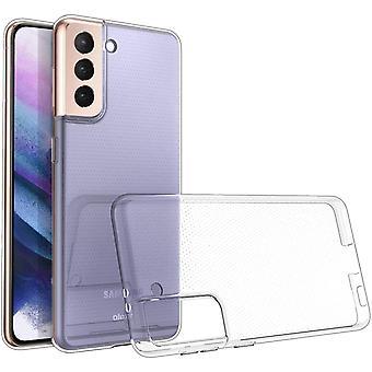 Hardcase transparente para Samsung Galaxy S21 Plus