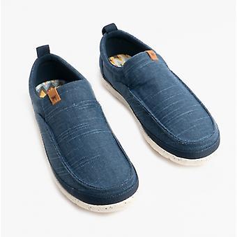 Wrangler Kohala Slip en zapatos casuales para hombre Royal
