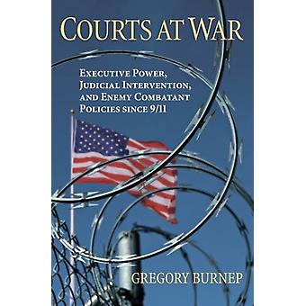 Courts at War by Gregory Burnep