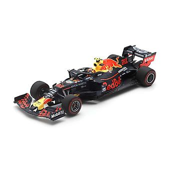 Red Bull RB15 Aston Martin Alexander Albon (GP belga 2019) Modelo de resina