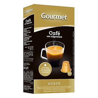 Capsules de café Gourmet Soft (10 uds)