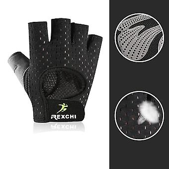 Professional Gym Fitness Gloves Power Weight Lifting Women Men Crossfit Workout