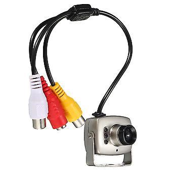 6 LED البسيطة السلكية الأشعة تحت الحمراء CMOS CCTV كاميرا الأمن لون ليلة الرؤية