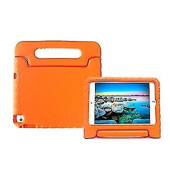 ipad pro10.5 anti-drop all-inclusive protective cover 10.2-inch EVA shell(Orange)