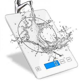 Digital Food Kitchen Scale, Multifunction Scale Measures In Grams And Ounces