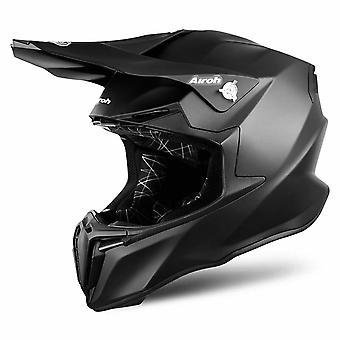 Airoh Twist 2.0 Motocross & ATV Off Road Motocross & ATV Helmet Black Matt