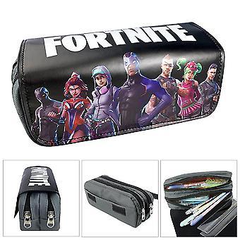Fortnite children's pencil case large capacity portable(Color-9)