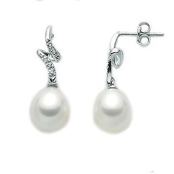 Boucles d'oreilles miluna pearl par2100