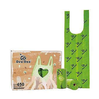 Biodegradable Handle Poop Bags