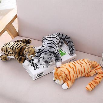 Elektrická simulácia, Roll Plyšové zvieratá mačky pre dieťa