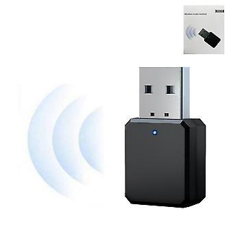 5.0-sovitin Bluetooth Dongle Musiikkivastaanotin Sovittimen työpöytävoitto 10