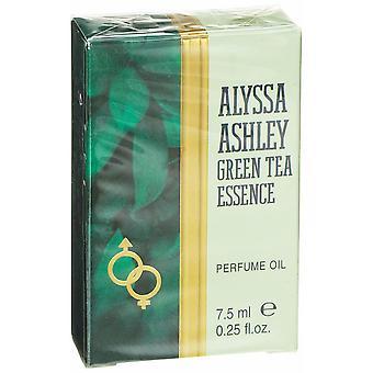 Unisex Parfym Grönt Te Essence Olja Alyssa Ashley (75 ml)