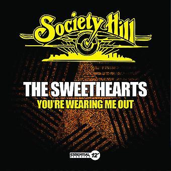 Sweethearts - sind Sie mich tragen, USA import