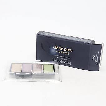 Cle De Peau Beaute Eye Color Quad Refill 0.21oz/6g Ny med box