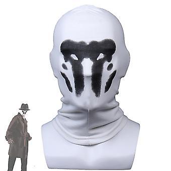 Rorschach masker halloween inktvlek maskers watchmen kostuum cosplay maskers anime mascarillas superheld gezicht mascara's partij rekwisieten