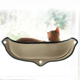 Kissa riippumatto kissa ahven ikkuna istuin imu kupit pehmeä kissa lepää auringonottovuode
