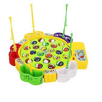 子供のボードプレイ魚ゲーム磁気教育玩具