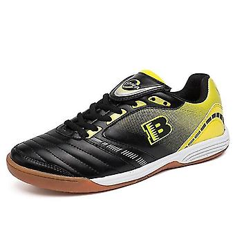 Men Soccer Shoes Action Leather Football Shoe