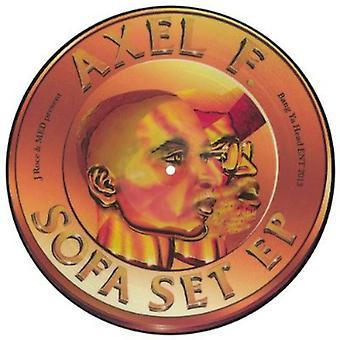 Axel F. (Med + J. Rocc) - Sofa Set EP [Vinyl] USA import