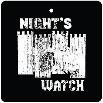 Nacht Uhr Auto Lufterfrischer