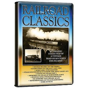 Railroad Classics [DVD] USA import