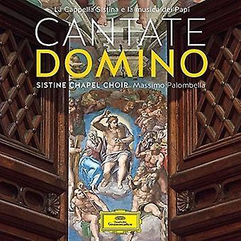 Sistine Chapel Choir - Cantate Domino [CD] USA import