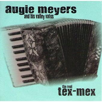 Augie Meyers - The Real Tex-Mex [CD] USA import