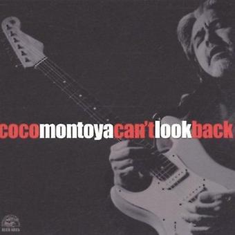 Coco Montoya - no mires hacia atrás [CD] USA importar