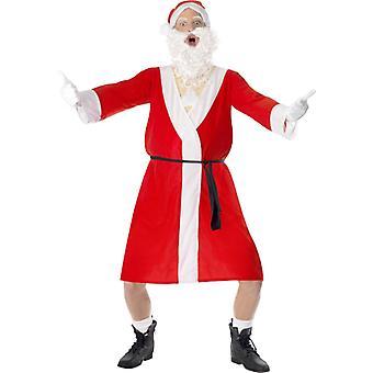 Santa costum nud Nikolaus stripper Santa costum halat gr M