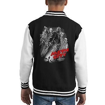 Sin City de meth Breaking Varsity Jacket de Bad Kid