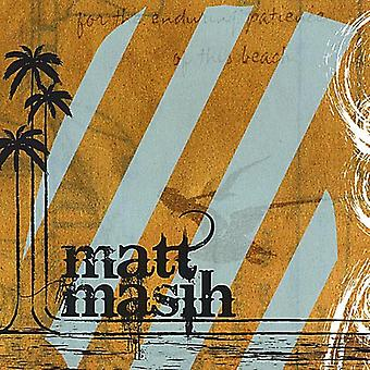 Matt Masih - Matt Masih [CD] USA import
