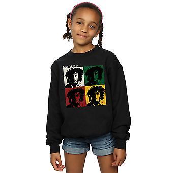 Bob Marley Girls väri estää paita