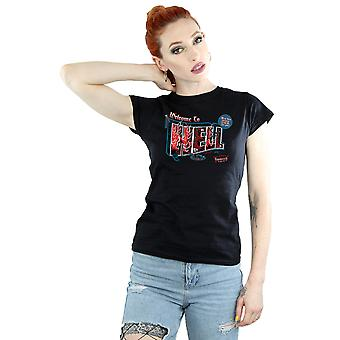 Supernatural Women's Welcome To Hell T-Shirt