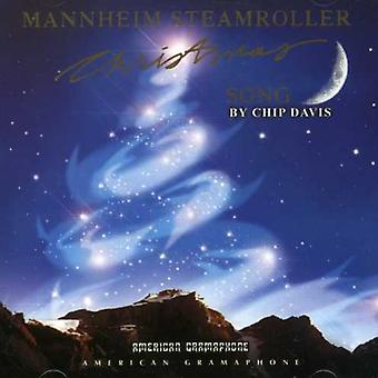 Mannheim Steamroller - Christmas Song [CD] USA import