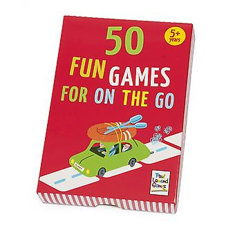 50 Great Fun Games For On The Go Travel Ideas Cards