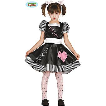 Kinder Kostüme Halloween-Kostüm für Mädchen Puppe