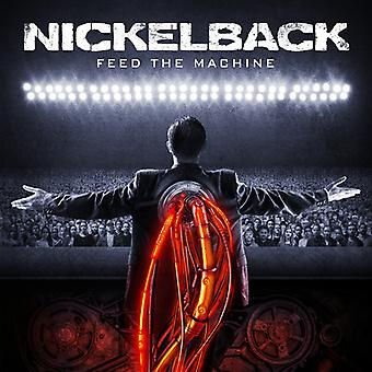 Nickelback - Feed the Machine [CD] USA import