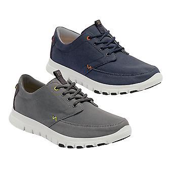 Regata Marina de Mens zapatos