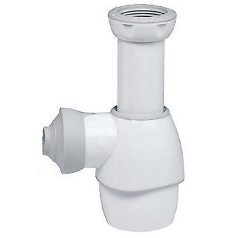 Universel tout en un bassin de 32 à 43mm Push Fit couler sortie bouteille piège déchets