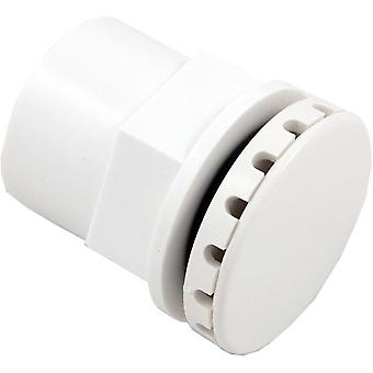 "Balboa 11-9200WHT 0.75"" Air Injector - White"
