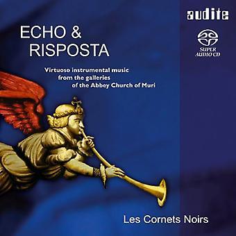 Due Chori-in Echo Ed in Risposta - Echo & Riposta [SACD] USA import