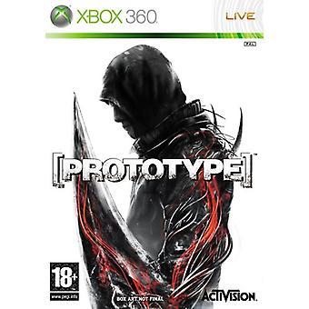 Prototype (Xbox 360) - Nouveau