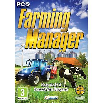 Farming Manager (PC DVD)-ny